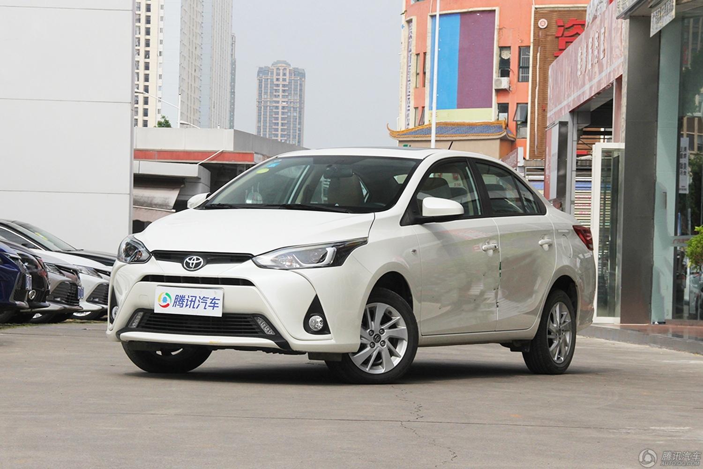 台州骏隆汽车:YARiS L 致享3月8日-11日最高优惠0.80万元