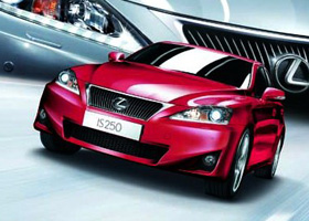 IS系列 2011款 IS 250精英版
