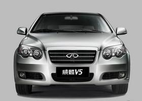 威麟V5 2011款 1.8 MT舒适型