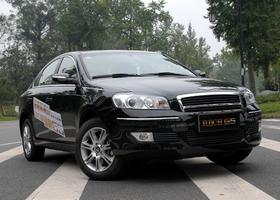 瑞麒G5 2012款 2.0DVVT MT舒适型