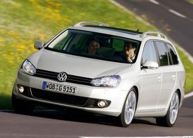 高尔夫旅行车 2011款 Variant 豪华版