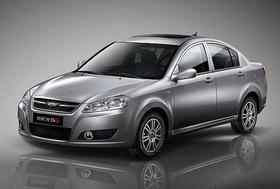 瑞麒G3 2012款 1.6MT 舒适型