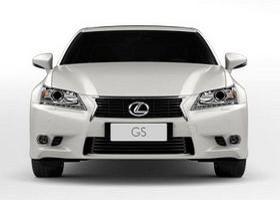 GS系列 2012款 350 豪华全驱版