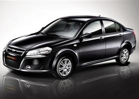 瑞麒G3 2012款 1.6CVT 舒适型