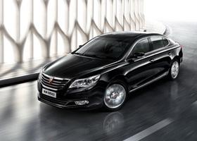 荣威950 2012款 2.4L AT豪华行政版