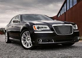 300C 2012款 3.6L Luxury