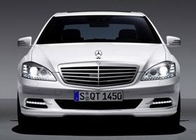 奔驰S级 2012款 S300L 豪华型 Grand Edition