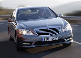 奔驰S级 2012款 S350L 4MATIC Grand Edition