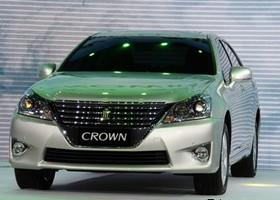 皇冠 2012款 2.5L Royal