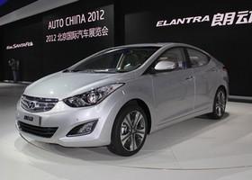 朗动 2012款 1.8L MT尊贵型