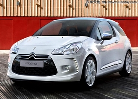 DS3 2012款 1.6L AT时尚版