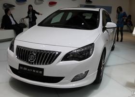 英朗XT 2013款 1.6T 新锐运动版
