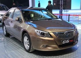 G6 2013款 1.5T MT尊贵型