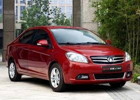 长城C30 2013款 1.5L CVT舒适型