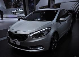 K3 2013款 1.6L AT GLS