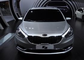 K3 2013款 1.6L MT GLS