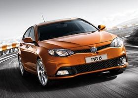 MG6 2013款 掀背 1.8L 自动驾值版