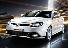 MG6 2013款 掀背 1.8L 手动驾值版