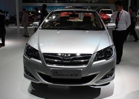 花冠EX 2013款 1.6L MT豪华版
