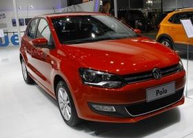 POLO 2013款 1.4L 自动豪华版