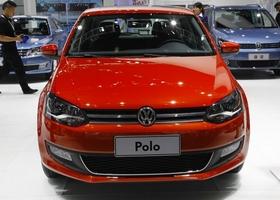 POLO 2013款 1.4L 手动风尚版