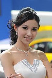 车模_广州车展_腾讯汽车