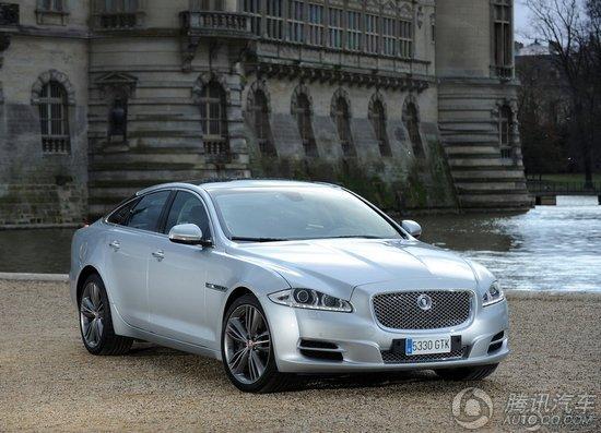 捷豹新款XJ成都车展上市 售89.8-308.8万