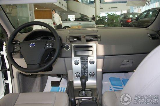 2010款 沃尔沃S40 2.0 自动智雅版 到店实拍