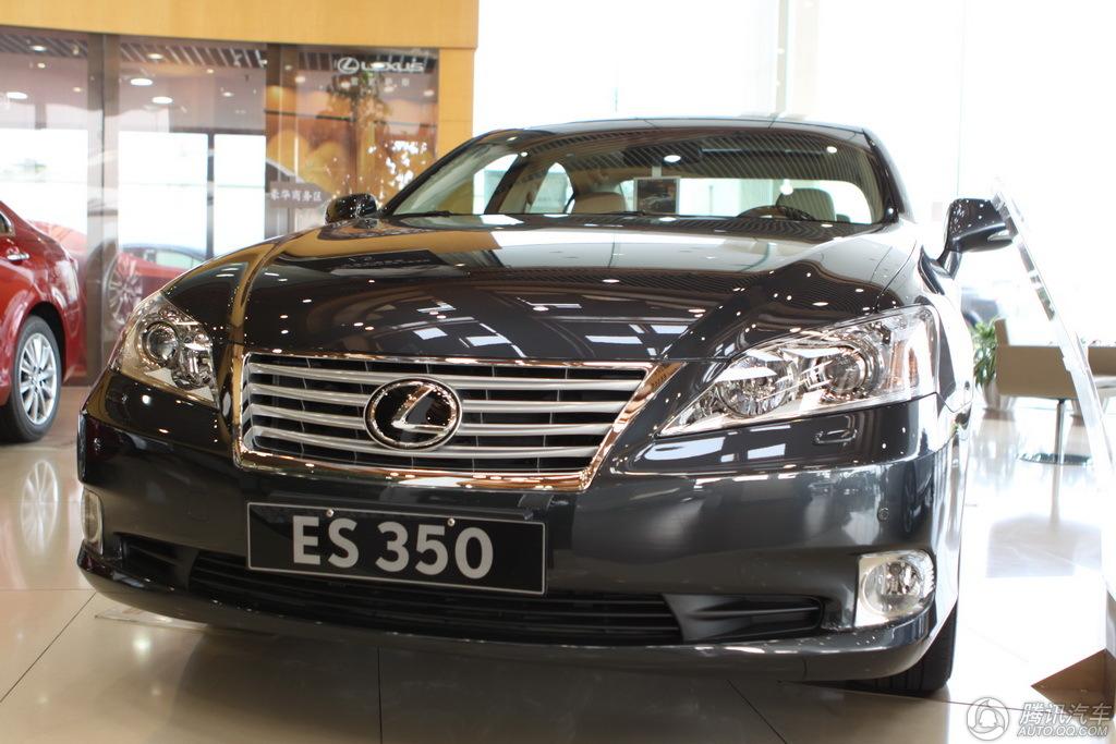 2010款雷克萨斯ES系列350典雅版 到店实拍