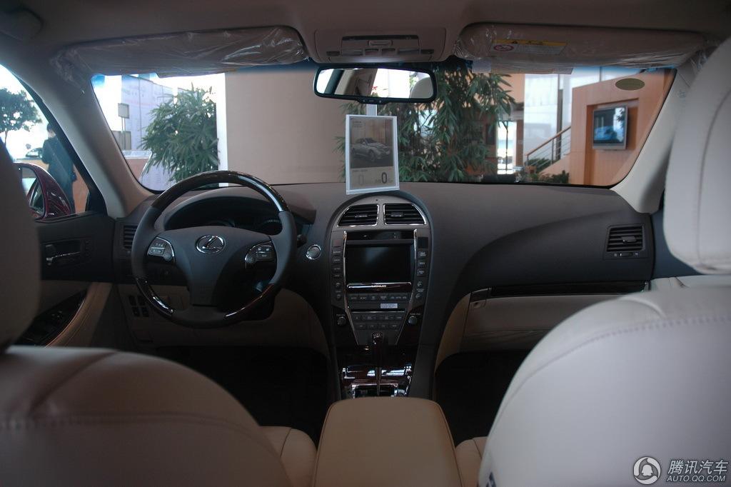 2010款 雷克萨斯ES系列240豪华版 到店实拍