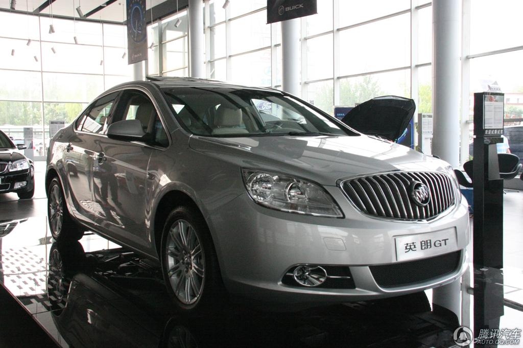 2010款 别克英朗GT1.8L 自动豪华版 到店实拍