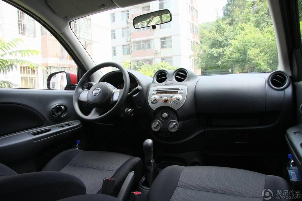 2010款 玛驰1.5L 试驾实拍
