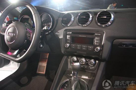 2011款 奥迪TT Roadster 2.0TFSI 上市实拍