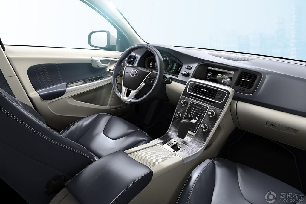 2012款 沃尔沃 V60 Plug-in Hybrid 资料图