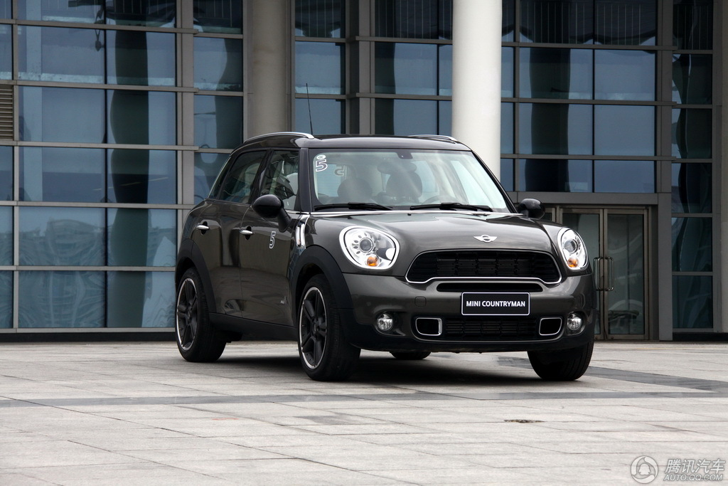 2011款 COUNTRYMAN COOPER S ALL 4 试驾实拍