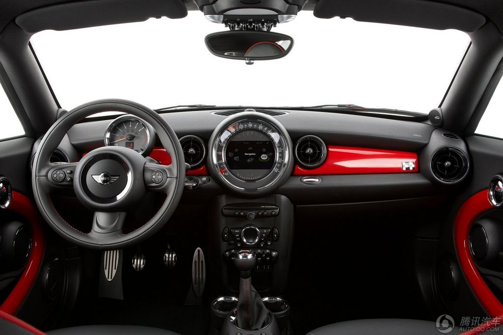 2012款 MINI COUPE 资料图