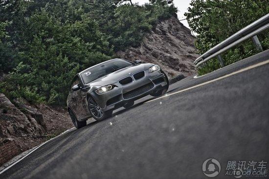 2011款 宝马 M3 双门轿跑车 碳纤顶版