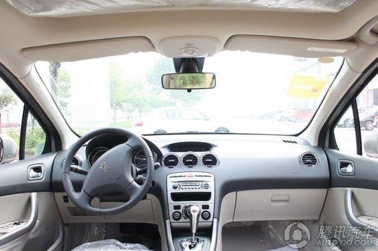 2011款 标致408 2.0L 自动 豪华版