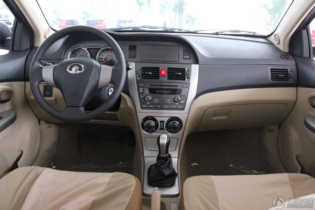 2012款 长城腾翼C30 1.5 VVT 手动舒适型