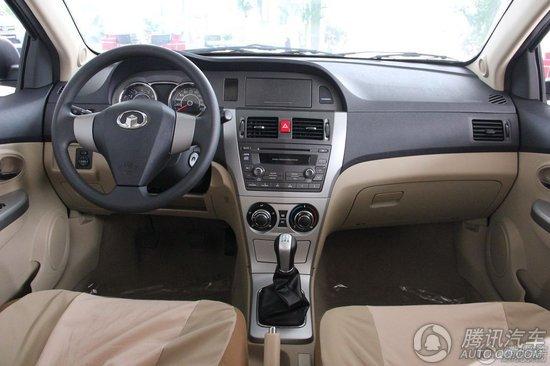 2012款 腾翼C30 1.5 VVT 手动舒适型
