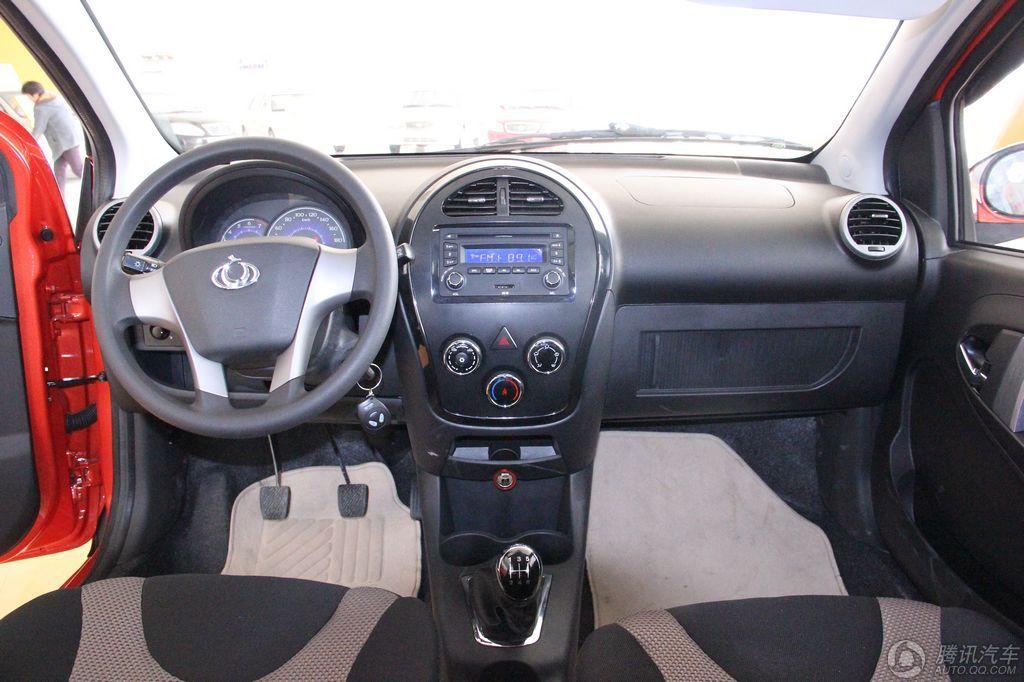 2011款 全球鹰GX2 1.3 手动舒适型