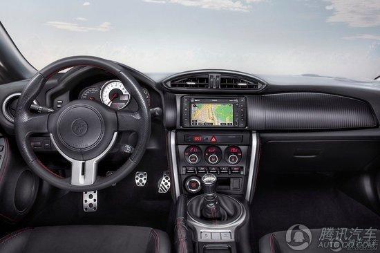 2013款 丰田GT 86 资料图
