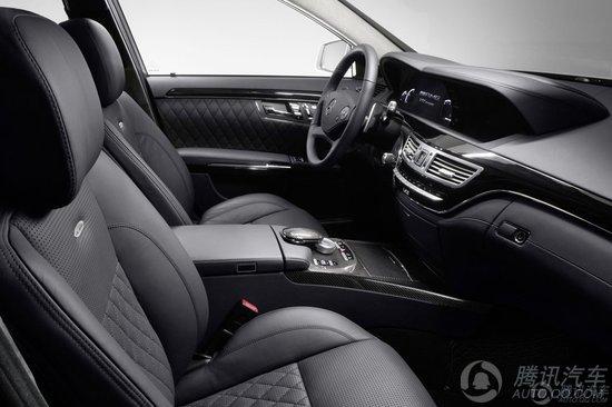 2010款 奔驰S65 AMG 资料图