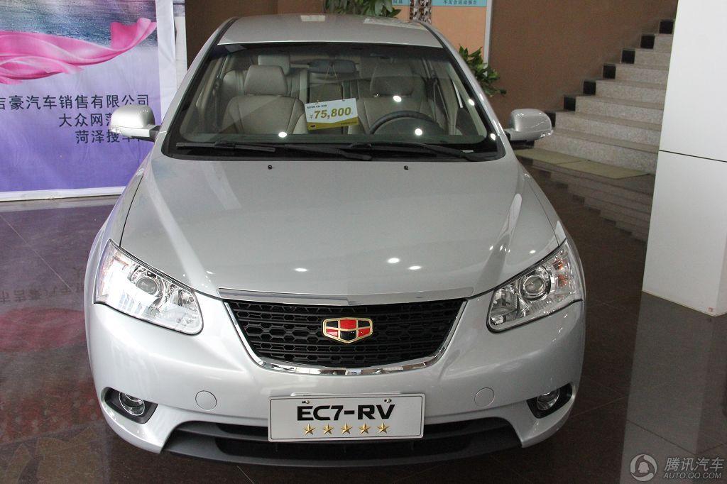 2011款 帝豪EC7系 EC715-RV MT舒适型