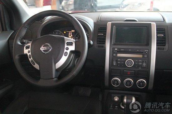 2012款 日产奇骏 2.5L XL CVT豪华版