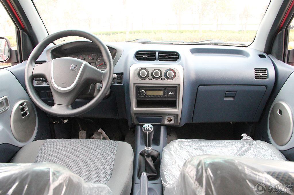 2010款 众泰2008 1.3 MT标准型