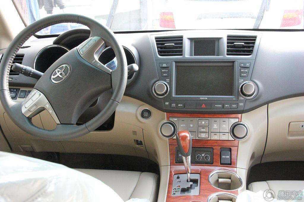 2009款 汉兰达2.7 两驱至尊版
