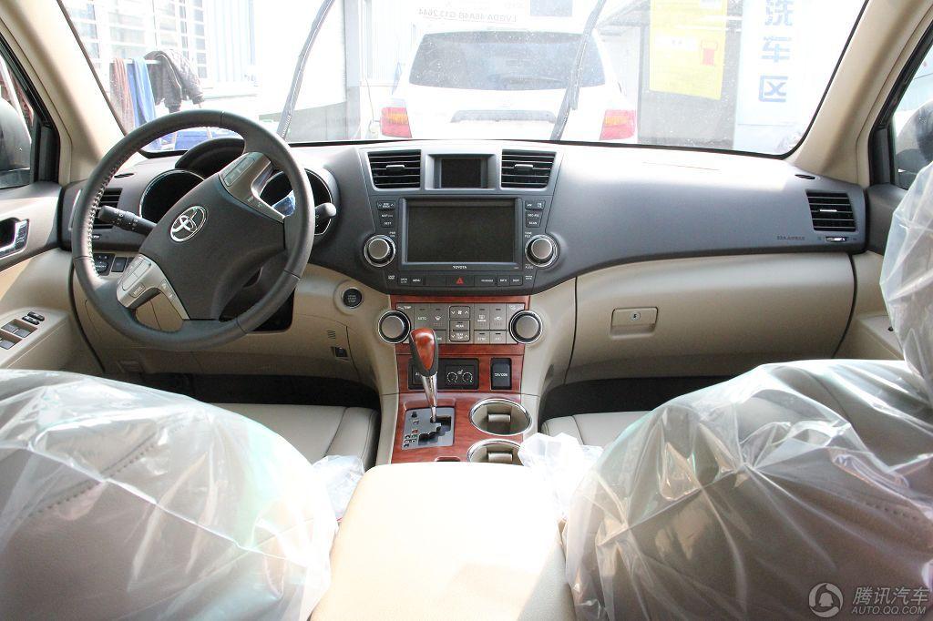 2009款 丰田汉兰达2.7 两驱至尊版