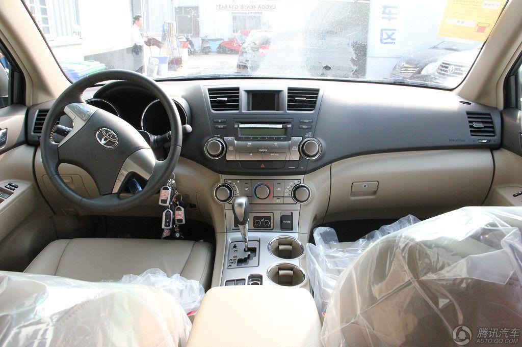 2009款 丰田汉兰达2.7 两驱运动版