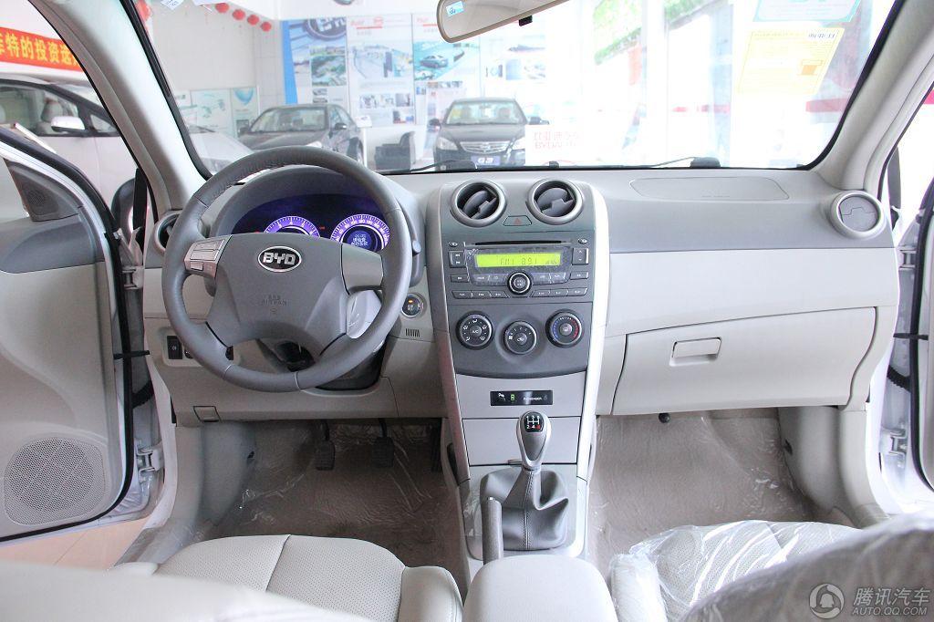 2010款 比亚迪G3 1.5 MT豪雅型GLX-i